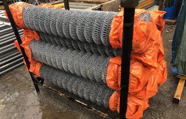 Rollos mallas metálicas galvanizadas