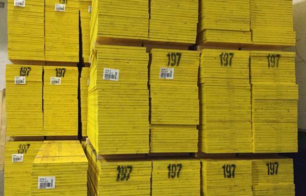 TABLEROS ENCOFRAR TRICAPA 1970 x 500 x27 mm